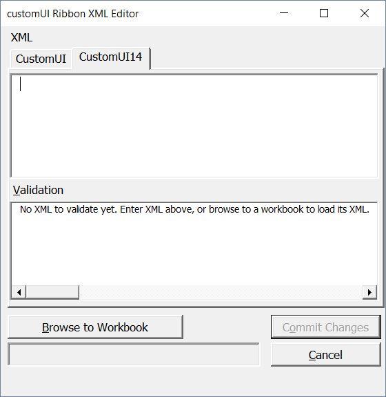 Ribbon customUI XML Editor - yoursumbuddy